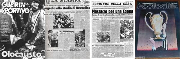«ЭЙЗЕЛЬ». 29.05.1985.