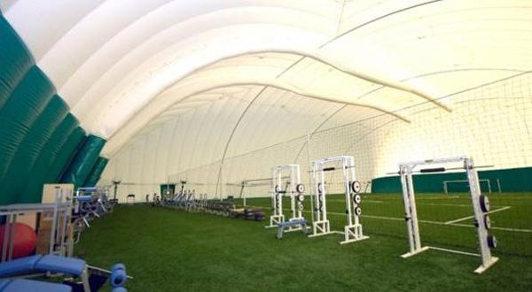 Спортивный центр в Виново.