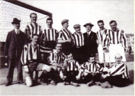 «Ювентус» в 1910 году
