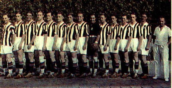 Команда 1931-32