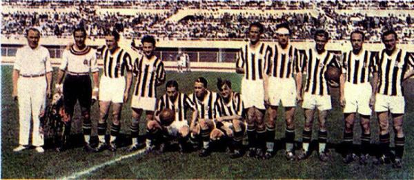 Команда 1933-34