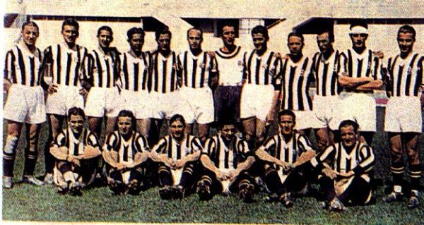 Команда 1934-35