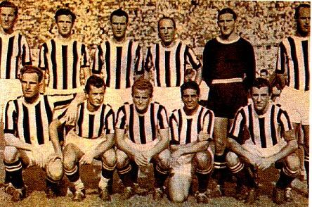 Команда 1949-50