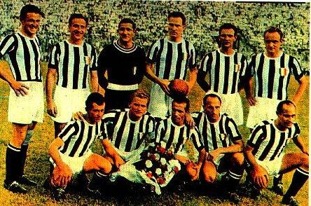 Команда 1951-52