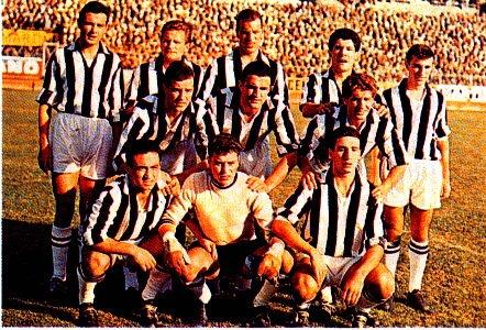 Команда 1957-58