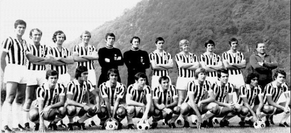 Команда 1972-73