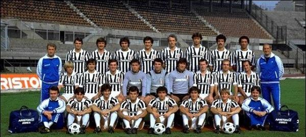 Команда 1981-82