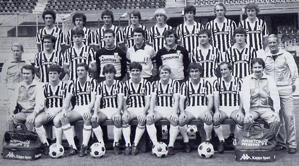 Команда 1982-83