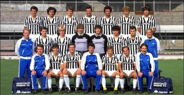 Команда 1983-84