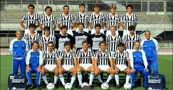 Команда 1985-86