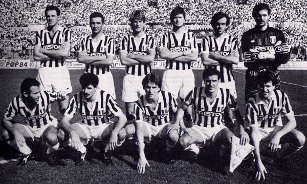 Команда 1986-87