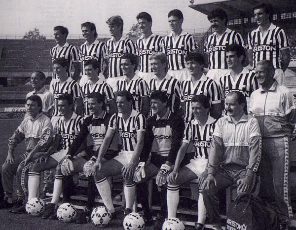 Команда 1987-1988
