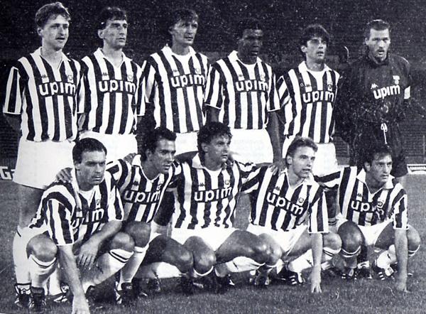 Команда 1990-91