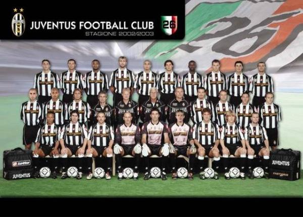 Команда в сезоне 2002-2003