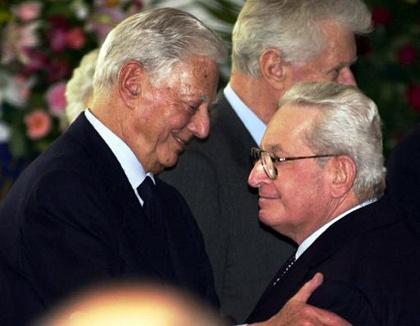 Витторио Ди Кьюзано и Умберто Аньелли