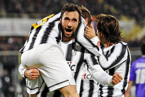 С разгрома «Фиориентины» начался чемпионский рывок «Ювентуса»