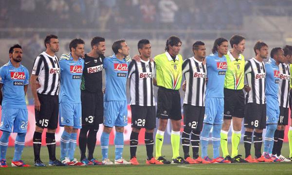 В финале Кубка Италии «Наполи» оказался сильнее