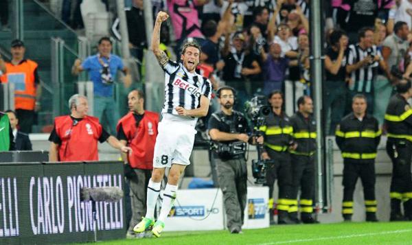Клаудио Маркизио кладет на лопатки «Милан» - первая большая победа «Ювентуса» в сезоне