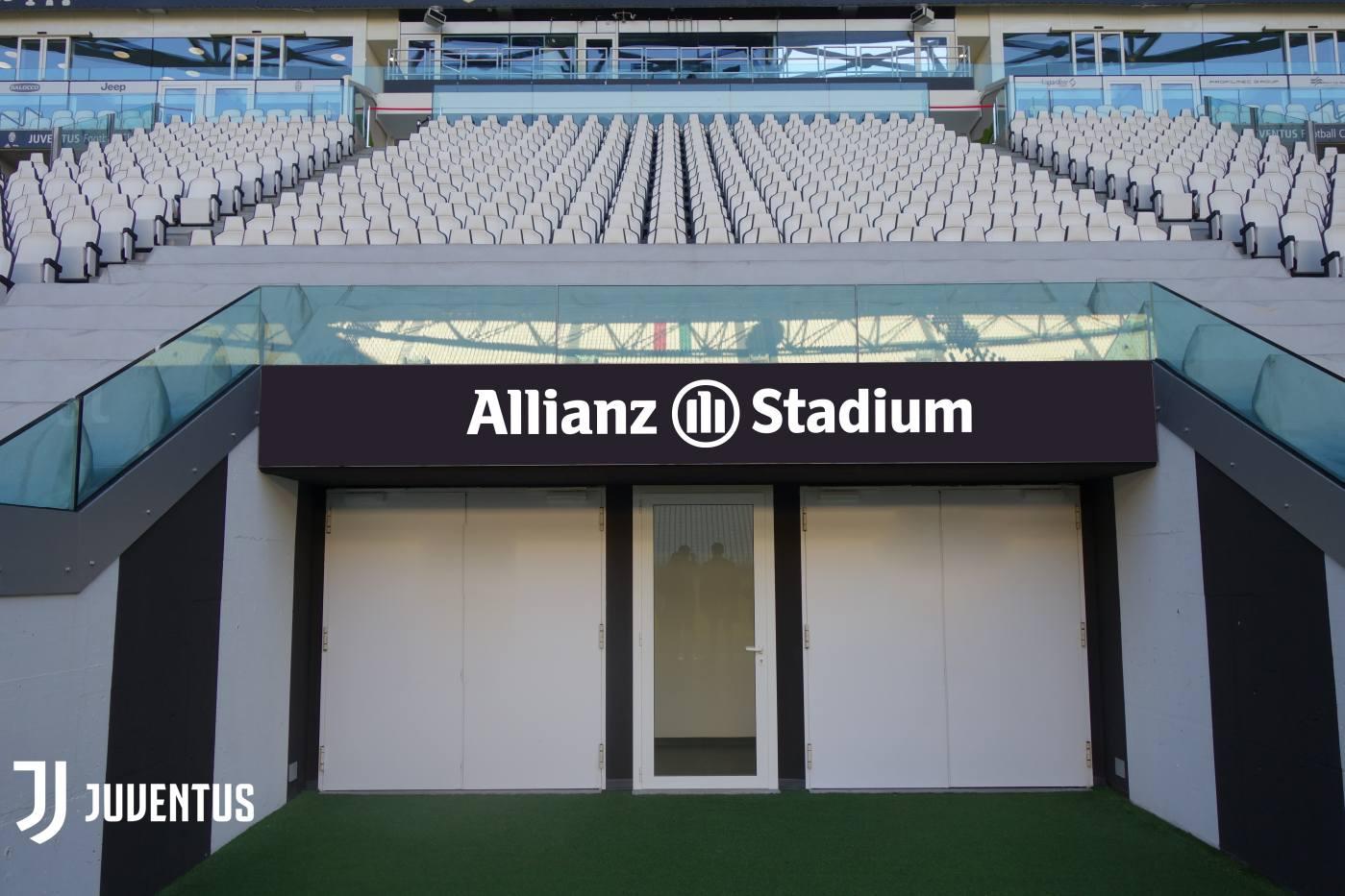 Ювентус название стадиона