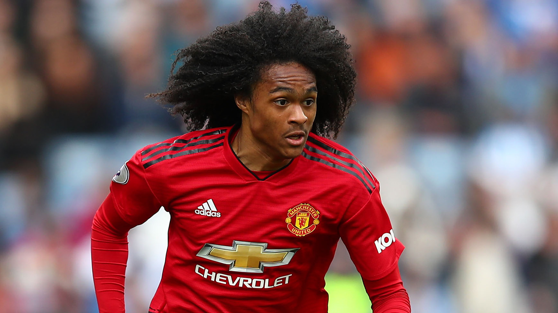 Manchester United winger Chong: I'm as excited as Birmingham fans!