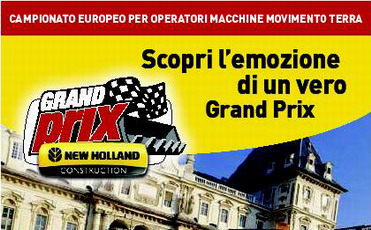 New Holland Gran Prix